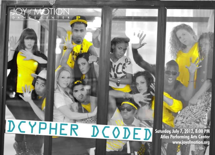 DCypher DCoded Flier