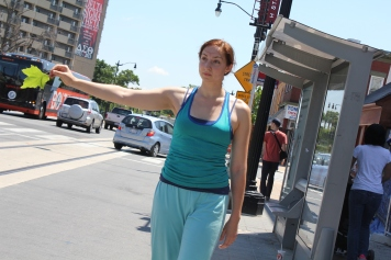 Dancing on H Street NE