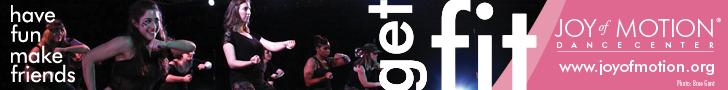 Joy of Motion Dance Center Ad